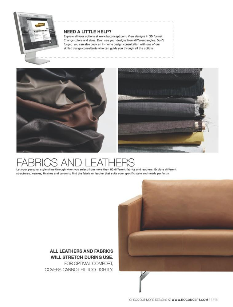 BoConcept/Catalogue/US/2011 - BoConcept - (Version JPG) - Page n° 49 - PDF Catalogues | Documentation | Brochures