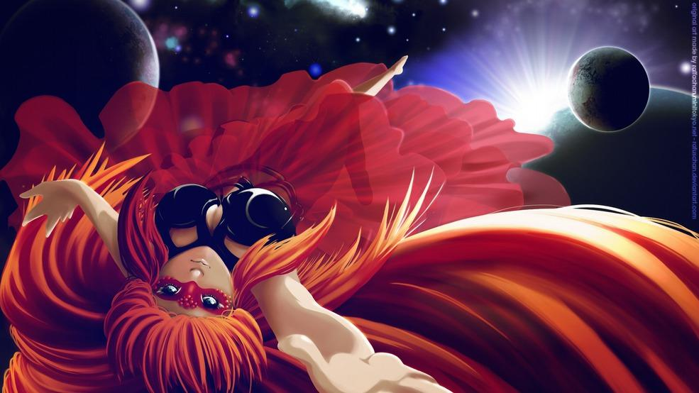 Futuristic Lover - Original Anime Art Wallpapers - Anime Wallpapers - Anime Paper