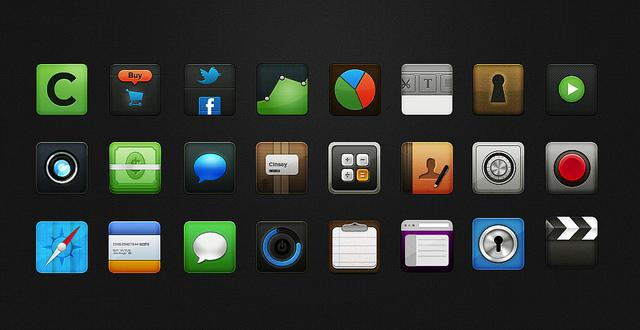 WIP Icon Set | Flickr - Photo Sharing!