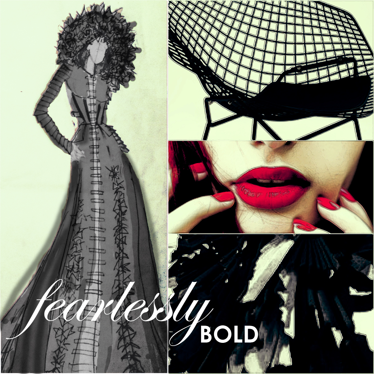 fealessly BOLD