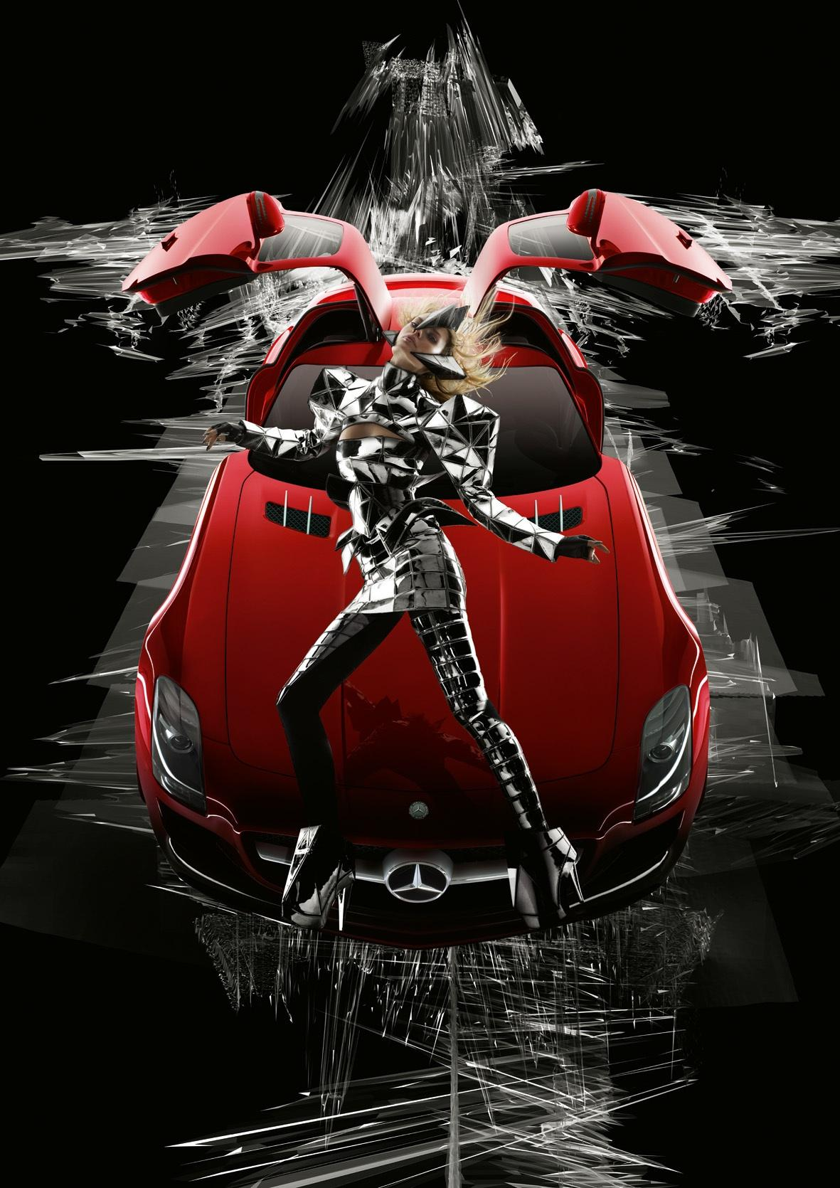 mercedes-sls-campaign-by-nick-knight-and-gareth-pugh.jpg 1,181×1,670 pixels