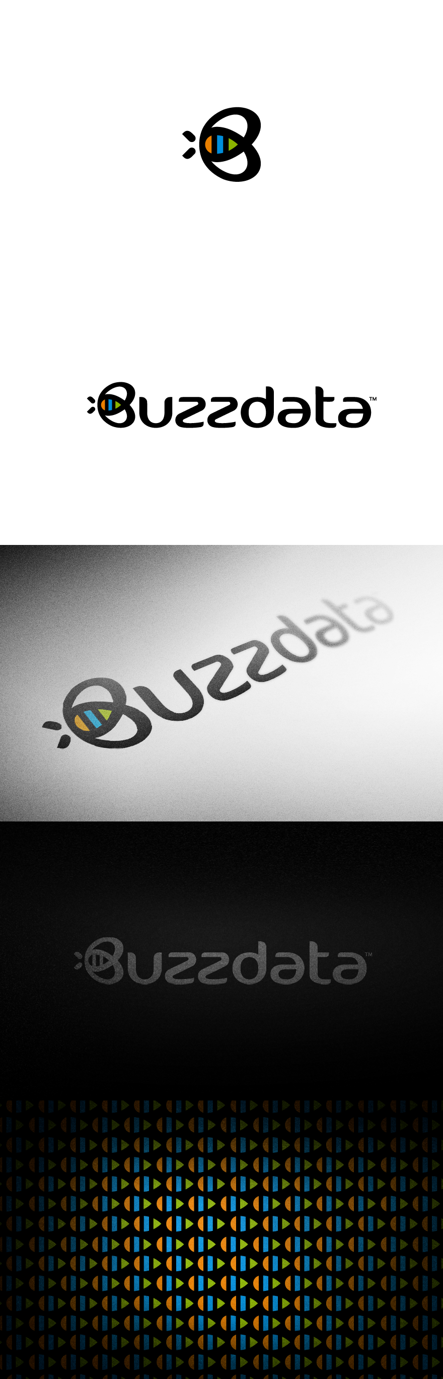 buzzdata.com - Logos - Creattica