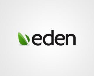 Eden Logo - Logos - Creattica