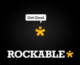 Rockable Logo - Logos - Creattica