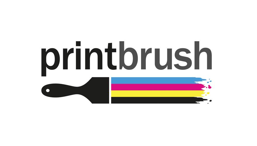 Print Brush - Logos - Creattica