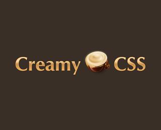 Creamy CSS Showcase - Logos - Creattica