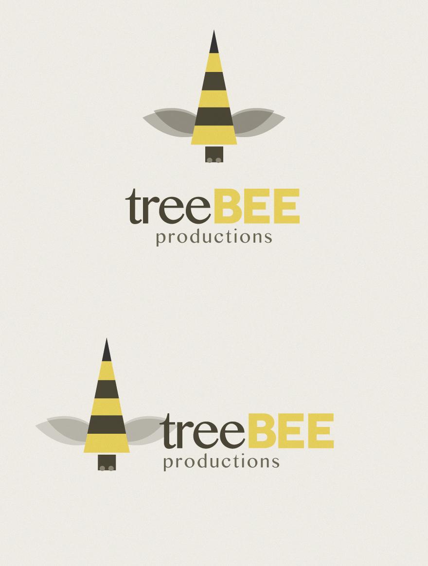 treeBEE - Logos - Creattica