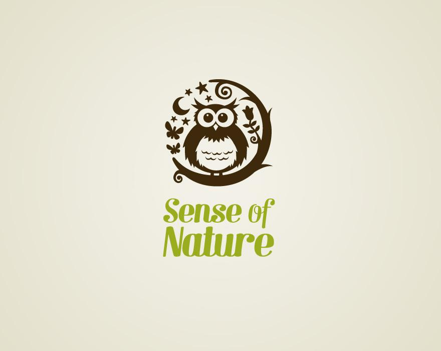 Sense of Nature Logo - Logos - Creattica