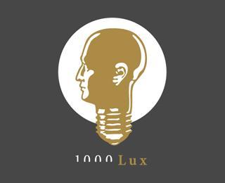 1000Lux - 2D & 3D Concept Design Bureau - Logos - Creattica