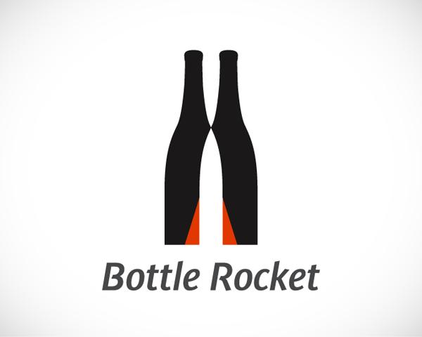 Bottle Rocket - Logos - Creattica