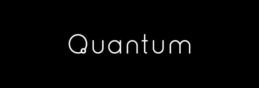 Quantum - Logos - Creattica