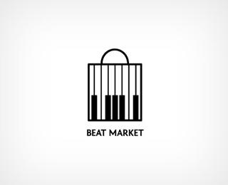 beat market - Logos - Creattica