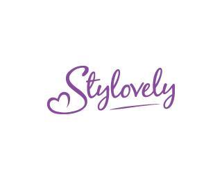 Stylovely - Logos - Creattica