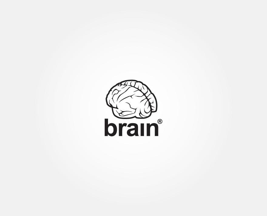 Brain - Logos - Creattica