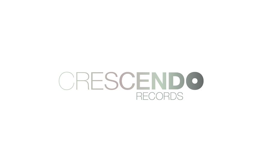 Crescendo Records - Logos - Creattica