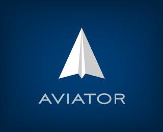 Aviator - Logos - Creattica