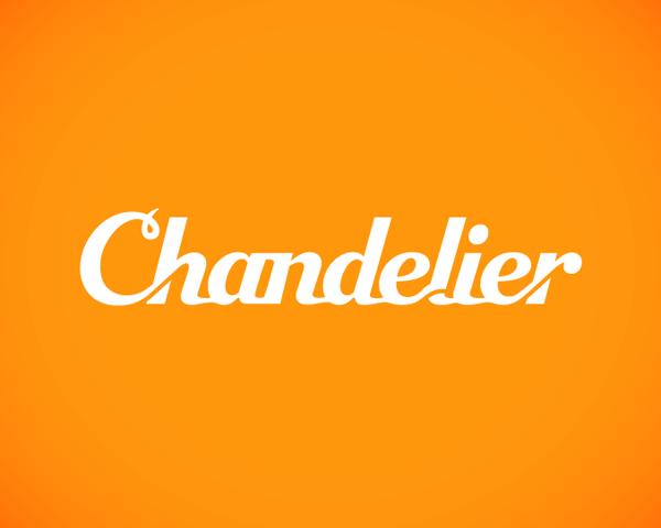 Chandelier - Logos - Creattica