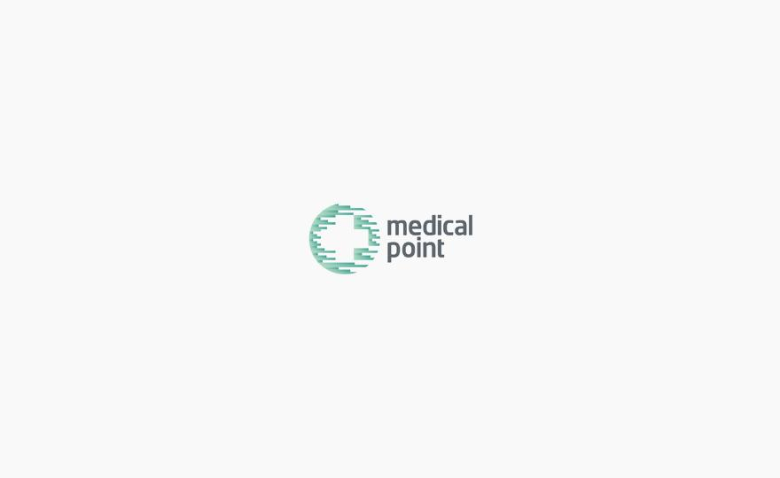 Medical Point logo design - Logos - Creattica
