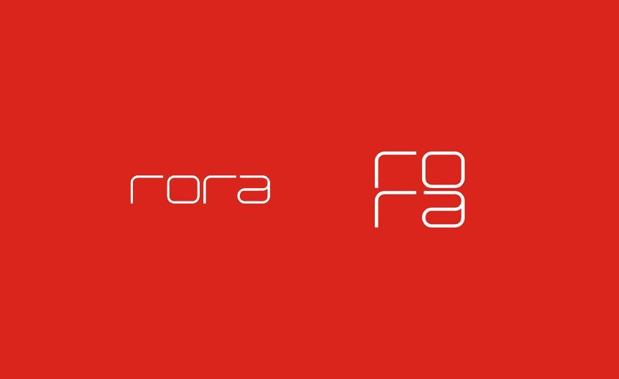 Rora logo design - Logos - Creattica