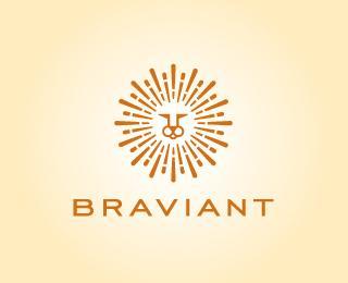 Braviant - Logos - Creattica