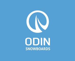 Odin Snowboards - Logos - Creattica