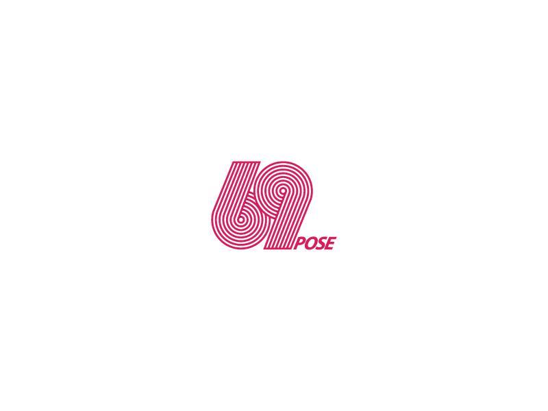 69 Pose - Logos - Creattica