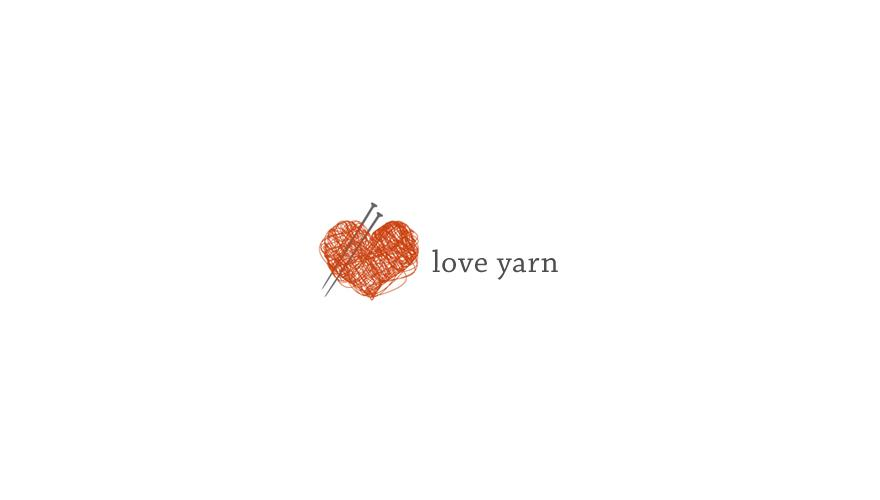 love yarn - Logos - Creattica