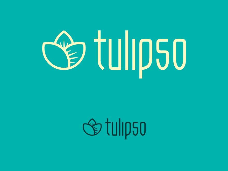 Tulipso - Logos - Creattica