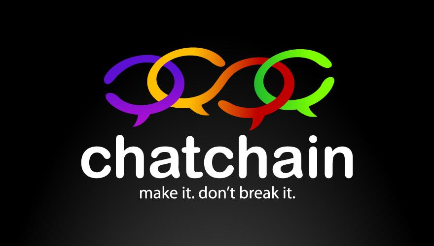 Chat Chain - Logos - Creattica