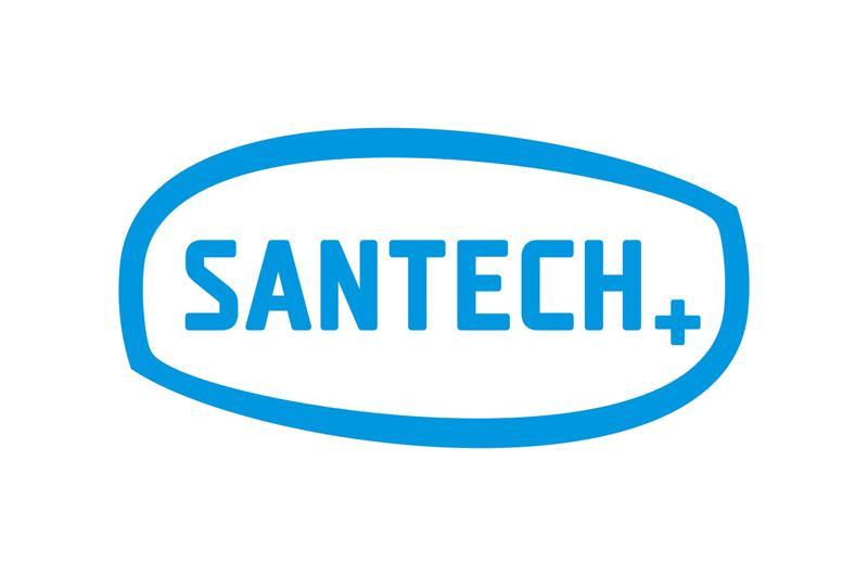 SANTECH Plus - Logos - Creattica