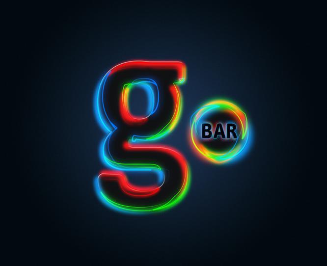 G.bar - Logos - Creattica