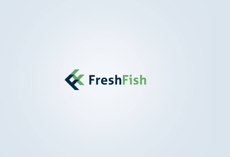 Fresh Fish - Logos - Creattica