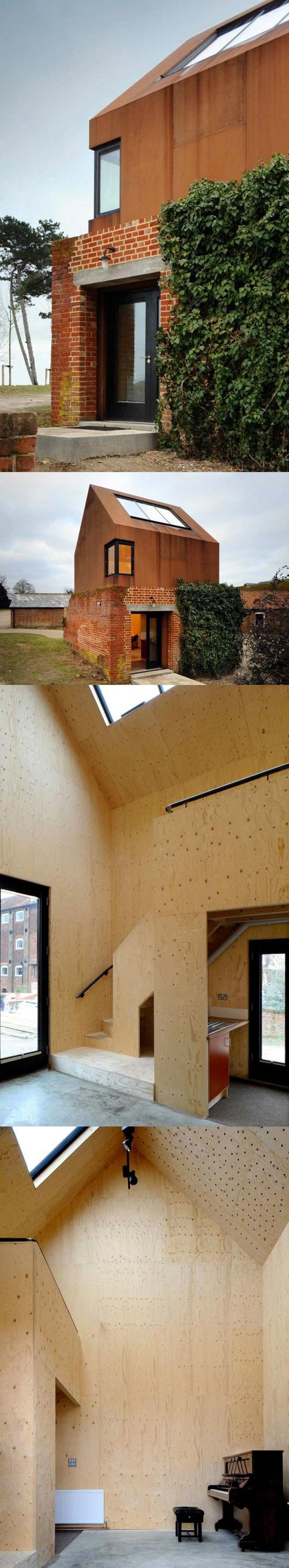 Dovecote Studio - Architecture - Creattica