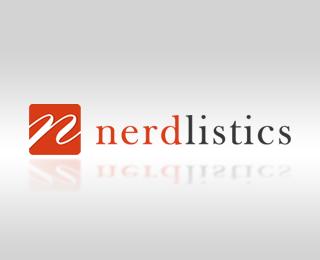 nerdlistics - Logos - Creattica