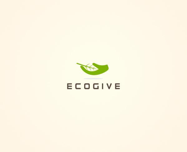 Ecogive - Logos - Creattica