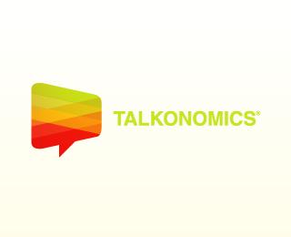 Talkonomics - Logos - Creattica