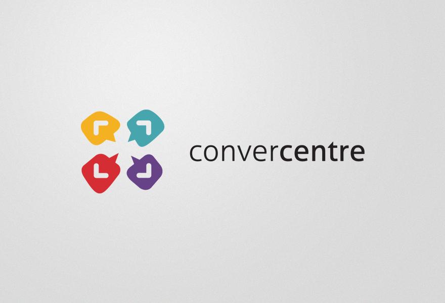 ConverCentre - Logos - Creattica