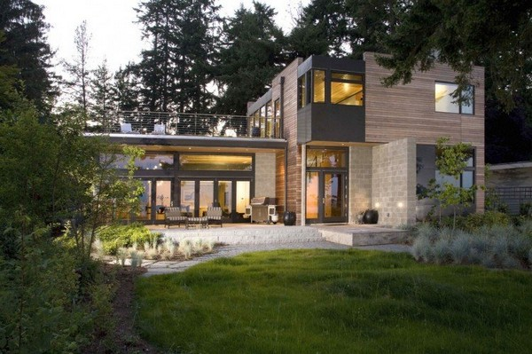 WANKEN - The Blog of Shelby White » Ellis Residence on Bainbridge Island