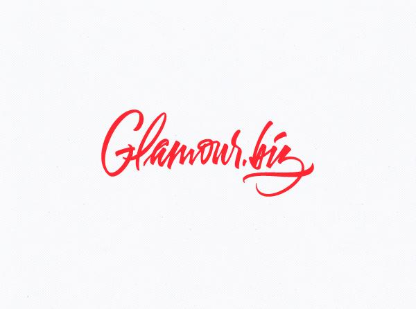 Glamour.biz - Logos - Creattica