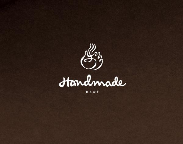 Handmade cafe - Logos - Creattica
