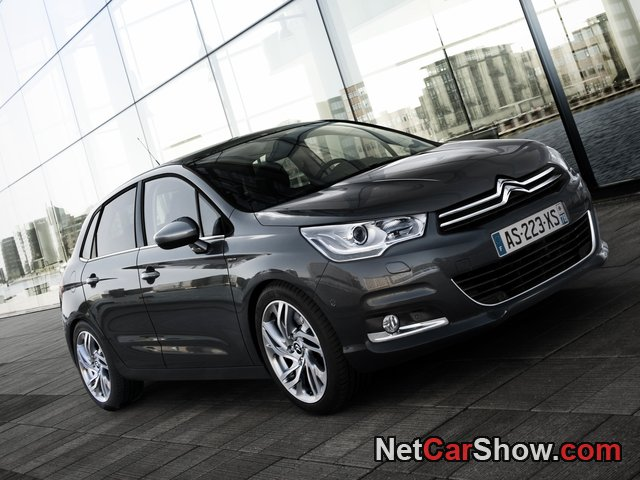 Citroen C4 wallpaper # 06 of 118, Front Angle, MY 2011, 1600x1200