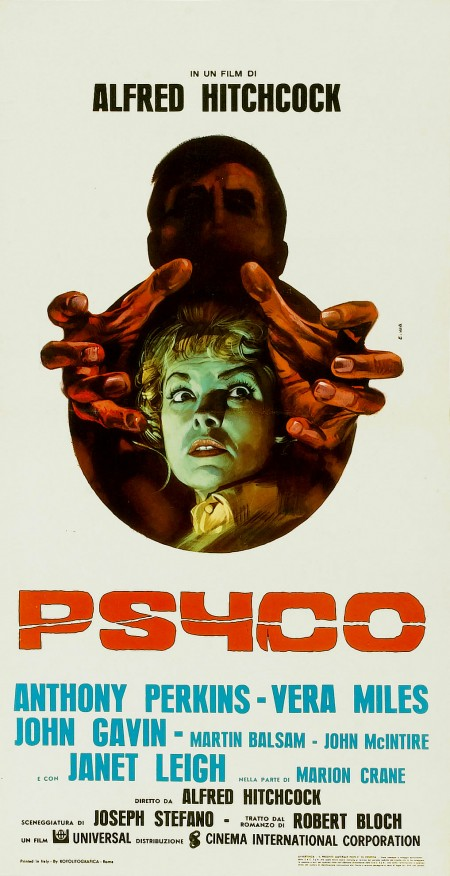 Psycho (1960) Advertising » ISO50 Blog – The Blog of Scott Hansen (Tycho / ISO50)