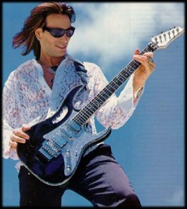 Even Steve Vai can't make you play like Steve Vai