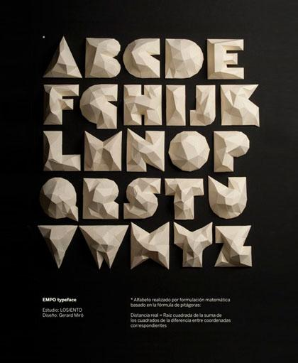 Fonts Typography Designs for Inspiration: 35+ Inspiring Designs | Inspiration | Tech News & Entertainment