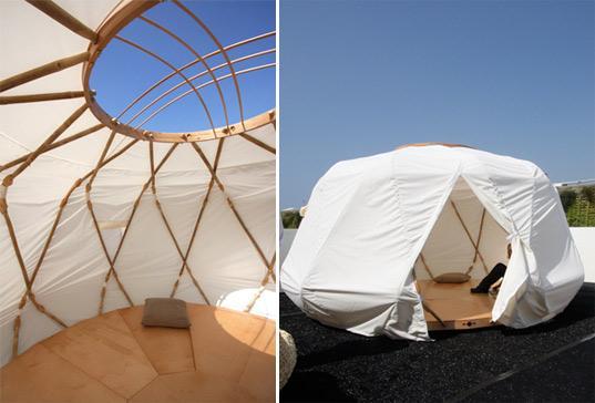 PREFAB FRIDAY: EcoShack's Breezy Summer Shelter | Inhabitat - Sustainable Design Innovation, Eco Architecture, Green Building