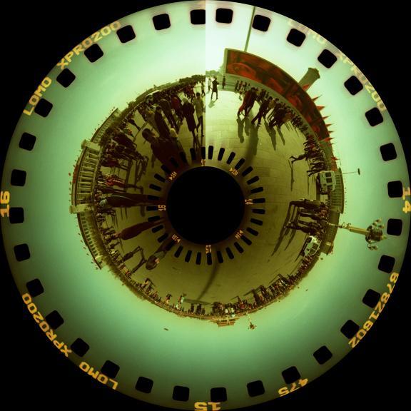 Spinning in Beijing ??? roonandbeks - Lomography