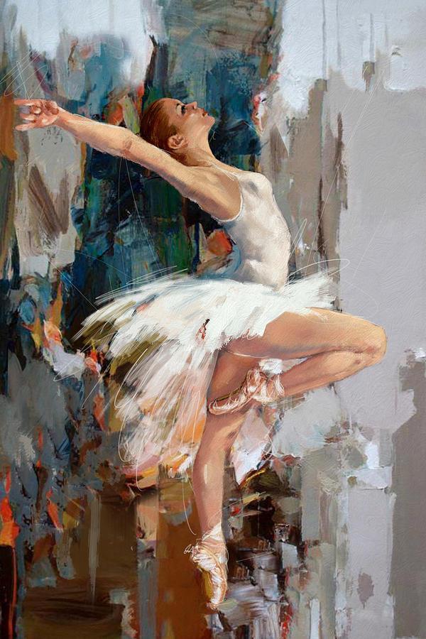 Ballerina 22 by Mahnoor Shah on Inspirationde
