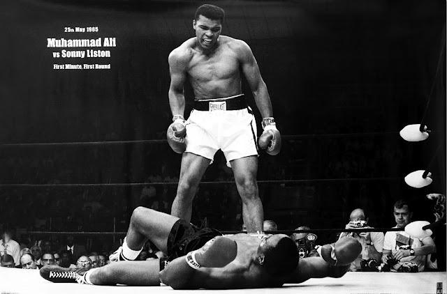 Historical Wallpapers: Muhammad Ali (1942-)
