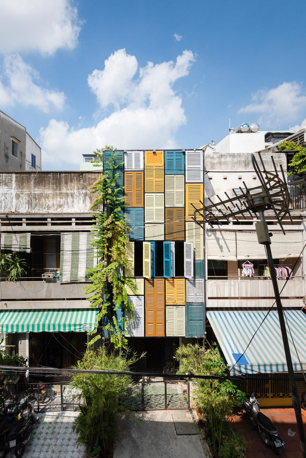 Gallery of Vegan House / Block Architects - 1