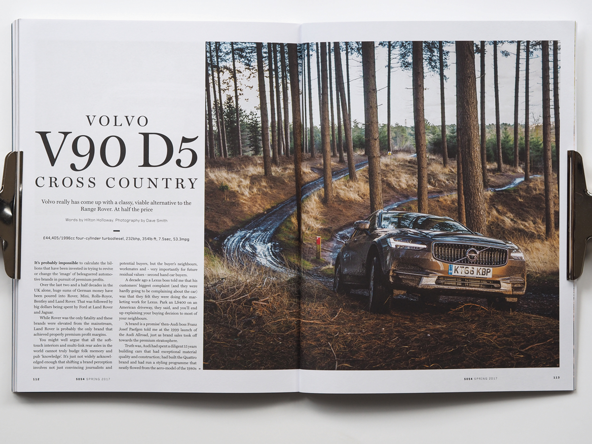 5054: the car magazine changes gear - Creative Review